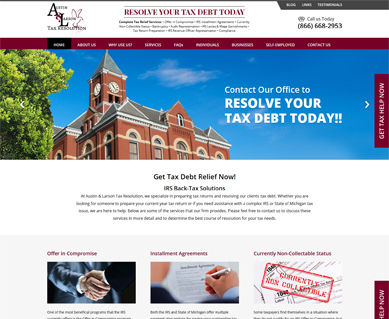 Website Design Michigan