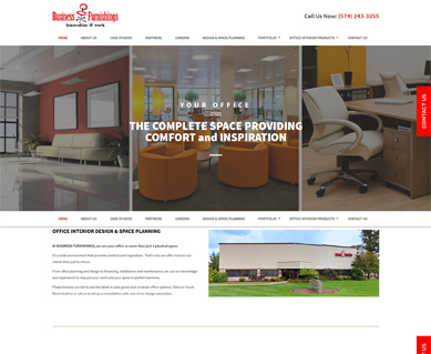 Website Design Portfolio Michigan