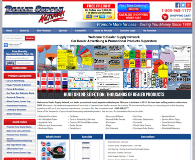 eCommerce Website Design Portfolio Michigan