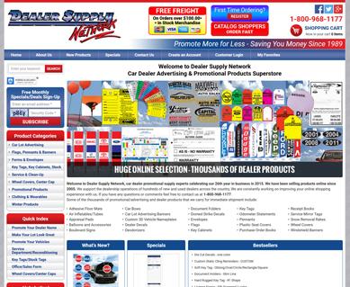 eCommerce Website Design Portfolio Michigan
