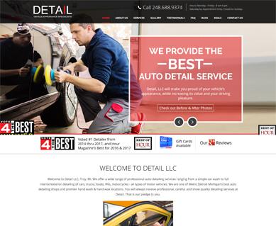 SEO Website Design Michigan