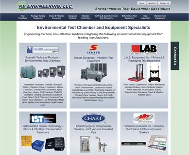 Business Website Design Services Portfolio Michigan