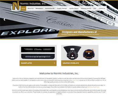 Website Design Des Moines, IA