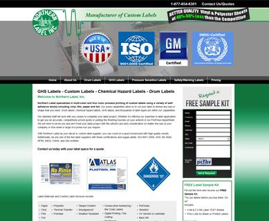 Website Development Portfolio Michigan