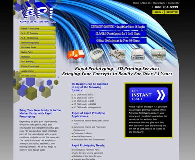 SEO Website Design Samples Michigan