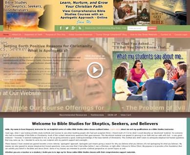 Bible Studies for Skeptics, Seekers, and Believers